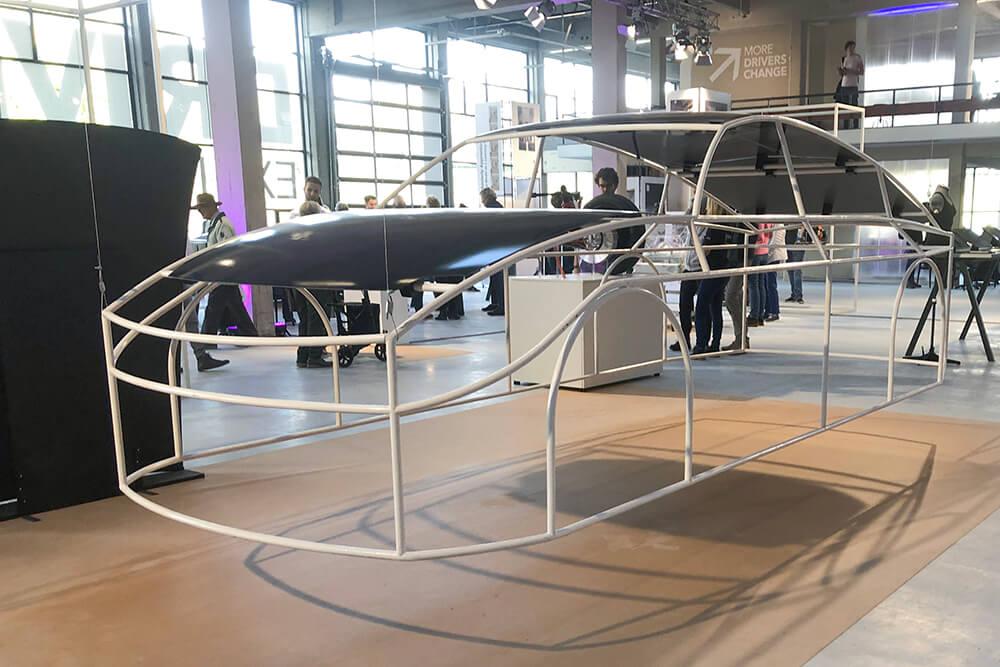 Project Gallarij Demo Model LightYear One 1